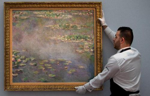 拍卖观察:2019伦敦春拍焦点艺术家莫奈的作品市场价格走势分析