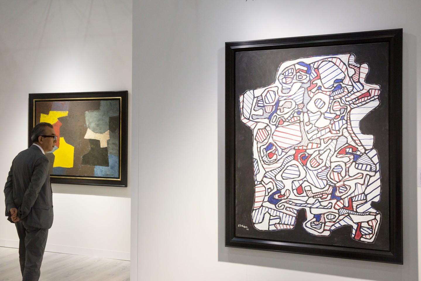 """香港巴塞尔是欧美画廊向国内藏家""""推销""""国外艺术家的最佳时机?"""