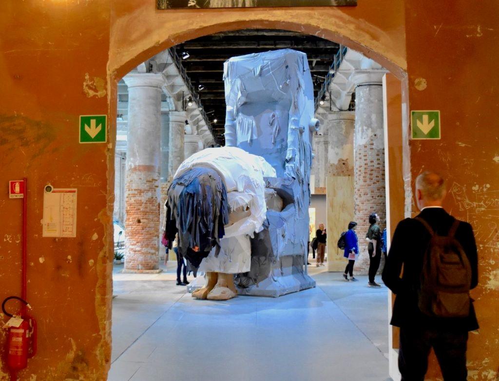 入选第58届威尼斯双年展的中国艺术家,他们带来了哪些亮眼的作品?