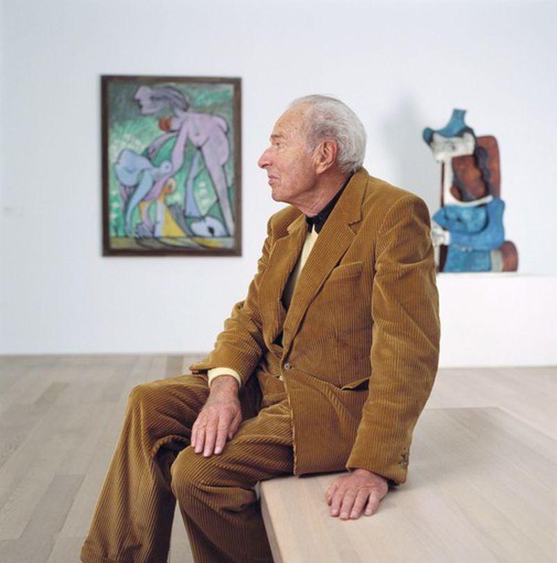 巴塞尔艺博会背后的男人——厄尼斯特·贝耶勒