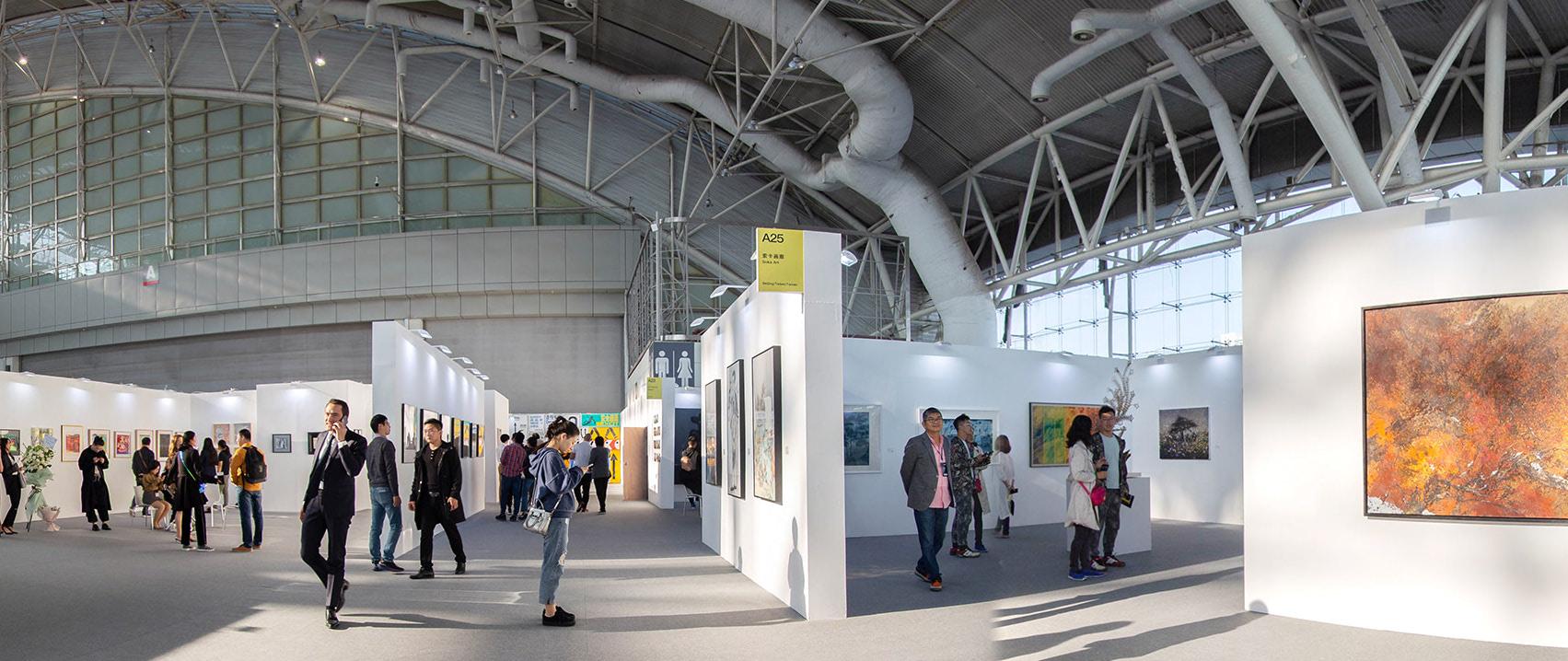 观点·对谈:2019 Art Yangtze将引领南京当代艺术周 | 扬子当代艺术博览会