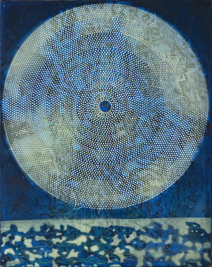 """编辑之选:阿波罗登月50周年,全球范围内与""""月""""有关的艺术展精选"""