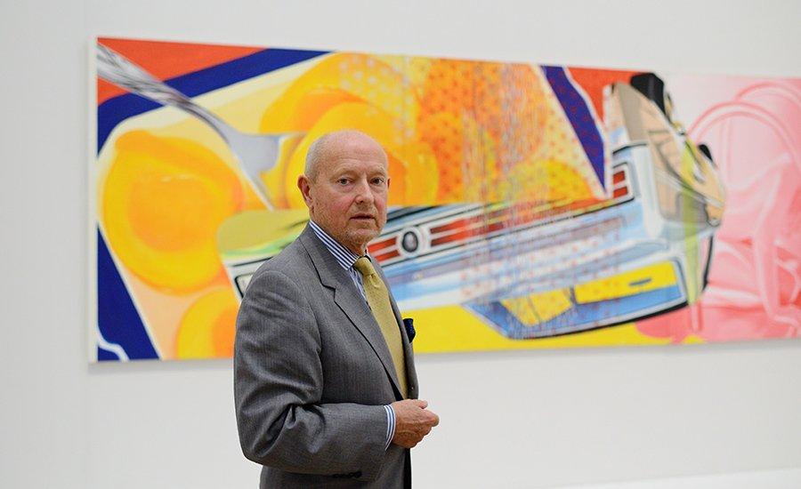 对话芬德雷:衰退的艺术市场可能提供了一个重新调整优先权的机会