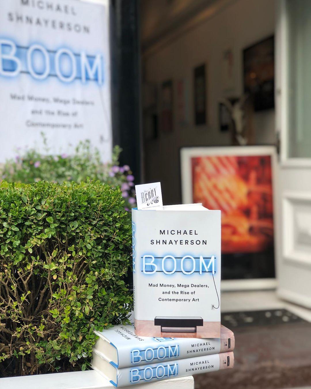 新书推荐:《繁荣:疯狂的金钱、大型经销商们和当代艺术的崛起》