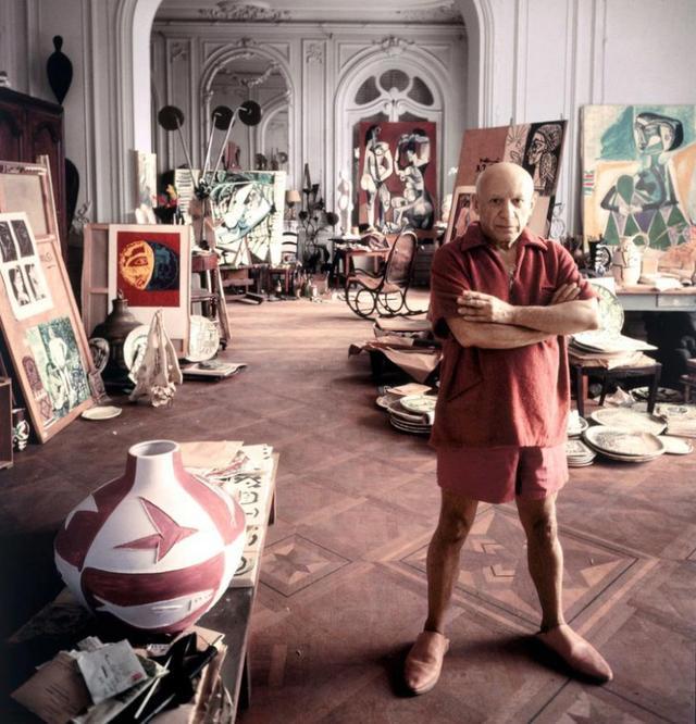 毕加索大展首次登陆宁波,50件原作集中亮相